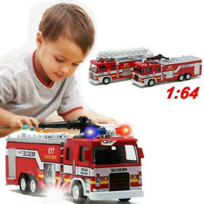 Toys For Boys Kids Children Fire Truck for 3-10 Years Olds Age Xmas