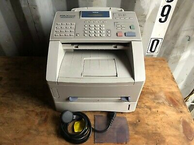 a pre owned - brother 8360P Fax Machine