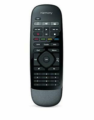 Logitech Harmony Smart Control All In One Remote - Black