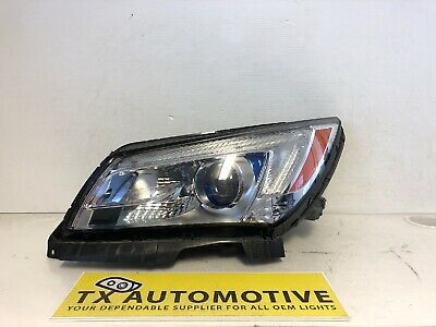 2014 2015 2016 Buick Lacrosse Headlight Left LH Driver Halogen OEM K64