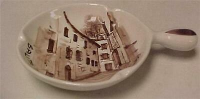 Ash Tray-Vintage-Ceramic-Souvenir-Made in Italy   #14214C