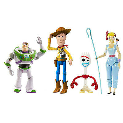 Disney Pixar Toy Story 4 Adventure Figure Pack: Collectible by Mattel
