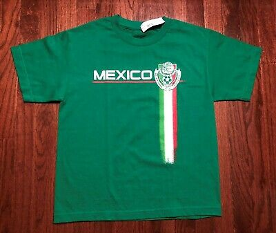 Threadrock Kids Chile National Team Youth L//S T-shirt Chilean Flag Pride Soccer