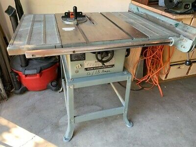 Delta Table Saw – Contractors Saw (PICK-UP ONLY)