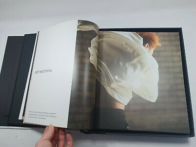 BTS Bangtan Boys The Wings Concept Book Kpop Rare Item 310p