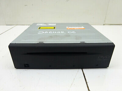 2006 Jaguar X-Type Navigation Dvd Player 2R83-10E887-Af 462100-8344