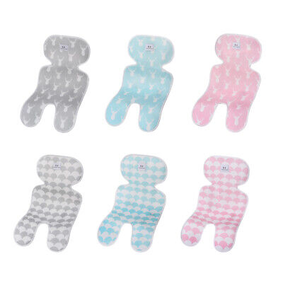 Seat Pad Cushion For Baby Stroller Pram Trolley Breathable Liner Mat