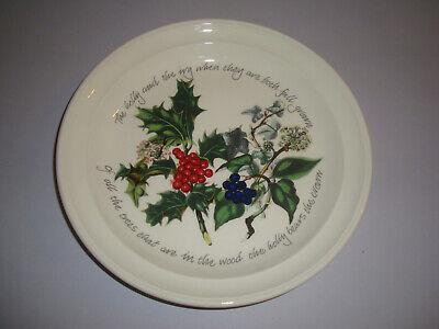 Portmeirion - The Holly & The Ivy - Side or Tea Plate - Unused (sev. available)