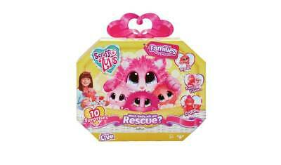Scruff a Luvs Surprise Rescue Pet Soft Toy - Families