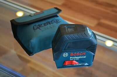 Bosch GCL 2-160 Laser Level Tested Working FREE SHIPPING!