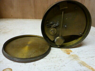 French clock movement for spares / repair (2)