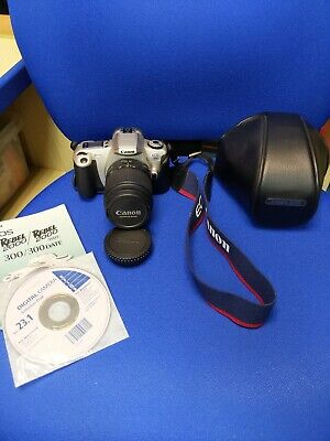 Canon EOS 300 With Ultrasonic Zoom 28-90mm fabulous Christmas present working