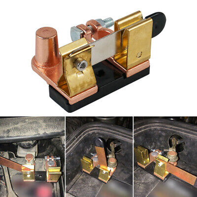 Car Truck Battery Isolator Switch Power Cut Off Disconnect Top Terminal 12V-24V