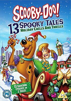 Scooby-Doo: 13 Spooky Tales - Holiday Chills And Thrills [DVD] [2016] By Vari.