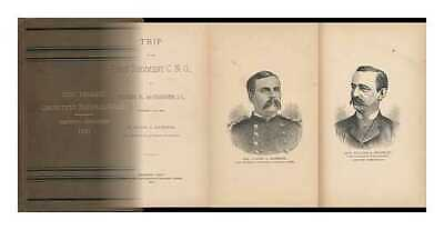 Trip of the First Regiment C. N. G. , to Yorktown, Va. and Charleston, S. C....