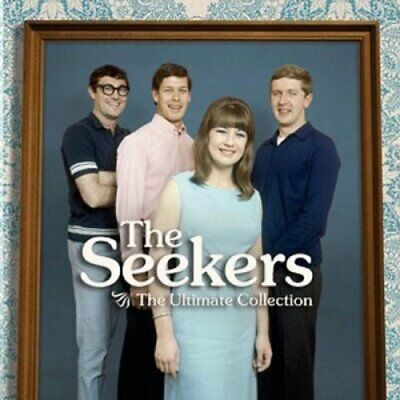 The Seekers-The Ultimate Collection CD NEW
