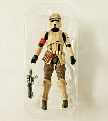"Star Wars Rogue One 3.75"" SCARIF STORMTROOPER Hasbro VC133 New Loose"