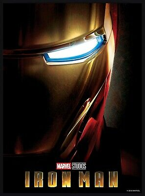 Topps Marvel Collect 10 Years Iron Man Movie Poster (Digital)