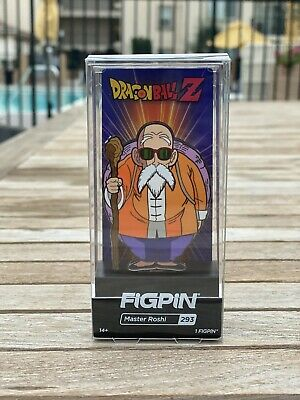 Dragon Ball Z - Master Roshi FiGPiN Entertainment Earth Exclusive NYCC Preview