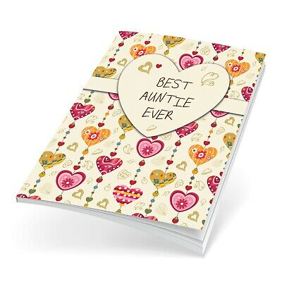 Cover Code 2008 100 Page Lined Notebook Best Nanny Ever