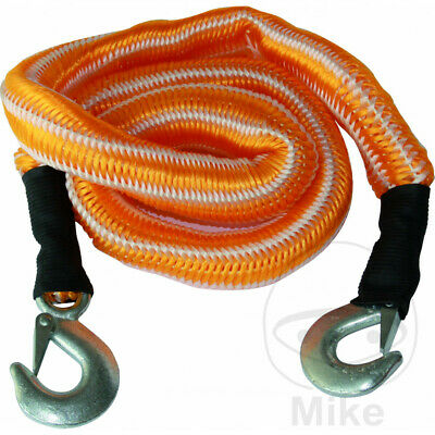 Sisal Tow Rope Elastic <2500Kg Stretch 400cm 10292