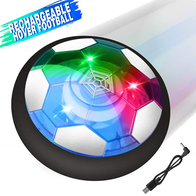 Growsland Kids toys Hover Soccer Ball, Rechargeable Air Power Floating Soccer &