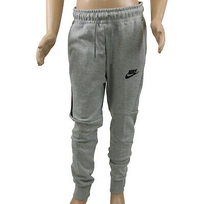 Nike Sportswear Tech Fleece Hose Grau Jungen Kinder 804818 064