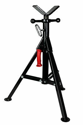 "Toledo Pipe 22168 1/8""-12"" V Head Stand 25.5""-39.5"" fit RIDGID® 56662 SUMNER®"