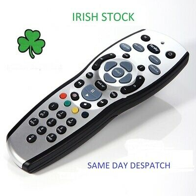New 2019 Sky + Plus Hd Remote Control Rev 10 Replacement Ireland