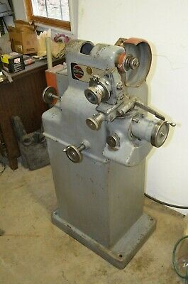 Nice Gorton 375 Universal Tool & Cutter Grinder w/ Lots of Tooling