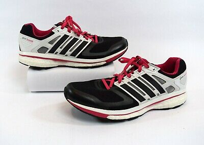Details about Adidas B34821 SuperNova SNOVA Glide 7 Boost Running Shoes Sneakers Black Womens