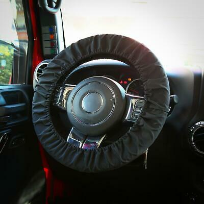 Prevents Marks /& Scratches Disklok Security Car Steering Wheel Stretch Cover