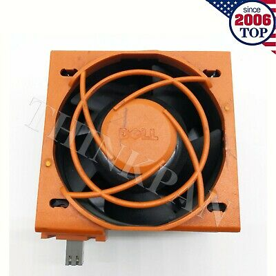 Dell PowerEdge R710 Case Cooling Fan Strip 5 fans Overnight Available 90XRN