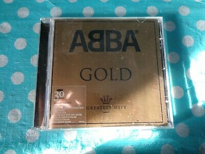 ABBA : Gold: Greatest Hits CD (2004) free postage uk