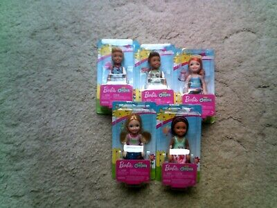 Barbie Club Chelsea Dolls by Mattel - Complete Your Collection