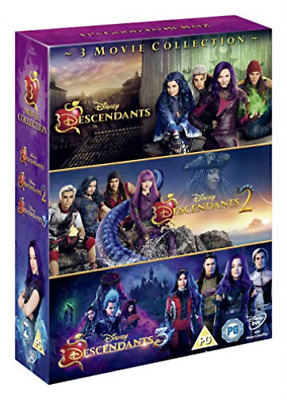 Descendants 3 Movie Collection DVD NEW