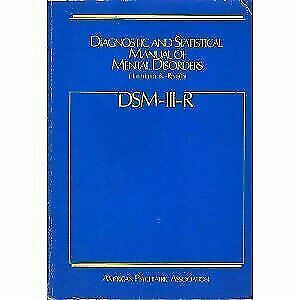 Diagnostic and Statistical Manual of Mental Disorders, Dsm-Iii-R