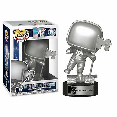 Pop! Icons MTV Moon Person #18