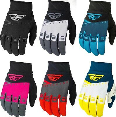 Fly Racing MX Motocross F-16 Gloves HONDA RED Black Grey FREE SHIP Adult /& Youth