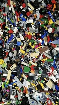 Clean 100% Genuine LEGO 5 LB Lots pounds Bulk Lot