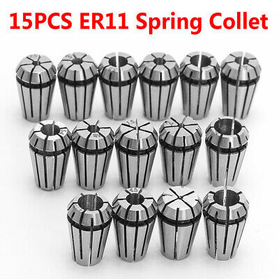 For CNC Engraving Machine Spring Collets Milling Lathe Tool Holder New Durable