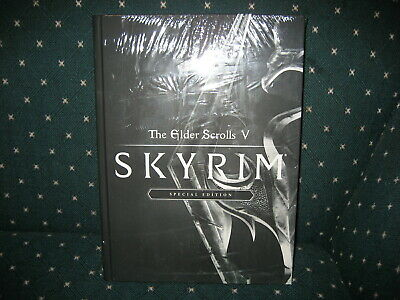 The Elder Scrolls V: Skyrim Special Edition Collector's Strategy Guide Prima NEW