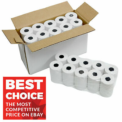 57x40 Thermal Paper Till Roll Credit Card Machines Worldpay iCT220 iCT250 iWL250