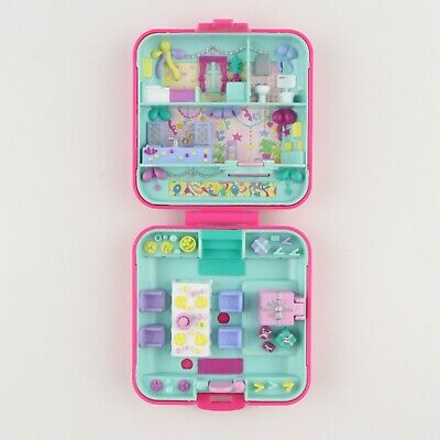 POLLY POCKET 1989 Partytime Party Time Surprise Compact