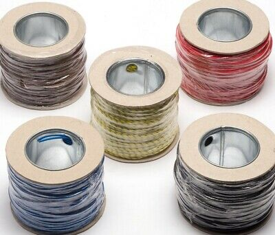 Silicone/Glassfibre 1.5mm2 Cabling SIAF/GL
