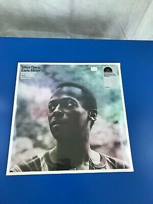 MILES DAVIS EARLY MINOR FROM SILENT WAY LP VINYL 2019 RSD BLACK FRIDAY - In Hand