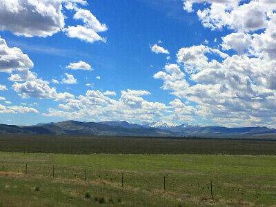 Rare 160 Acre Nevada Ranch! Easy Access! Near Road! Adjoins Blm Land! No Reserve