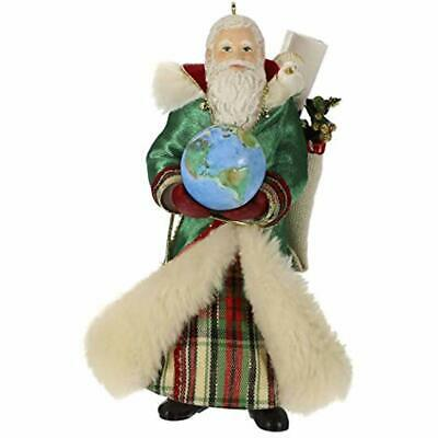 Hallmark Keepsake Ornament 2019 Year Dated Father Christmas Home &amp Kitchen
