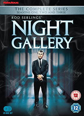 Night Gallery The Complete Series Dvd New