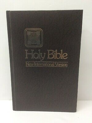 Guideposts The Holy Bible New International Version 1978 Zondervan Hardcover